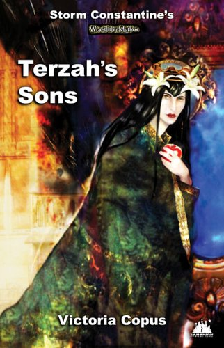 9781904853282: Storm Constantine's Wraeththu Mythos 'Terzah's Sons' (Wraeththu Mythos S)