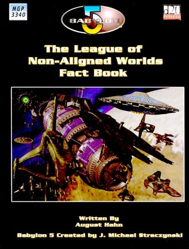 League of Non-Aligned Worlds Fact Book, The (Babylon 5 (d20)): August Hahn
