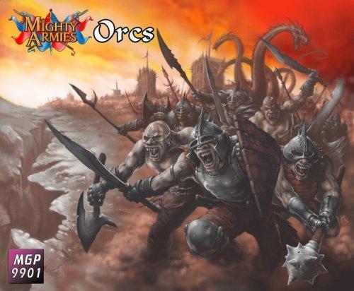 Mighty Armies: Orcs: Sprange, M.