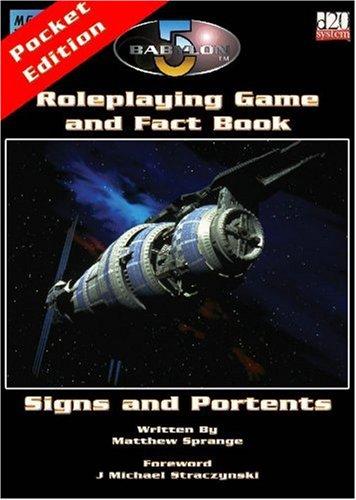 9781904854586: Pocket Babylon 5 Book