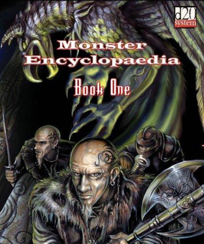 9781904854623: Monster Encyclopedia: No. 1 (D20)