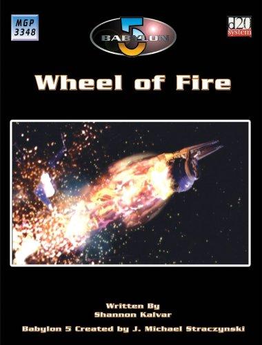 "Wheel of Fire (Babylon 5 (d20)): Ian ""Lizard"" Harac"