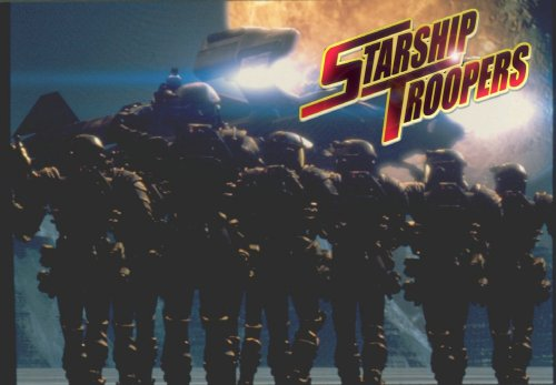 9781904854661: Starship Troopers
