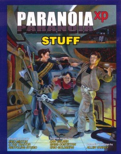 PARANOIA XP STUFF: VARNEY,A