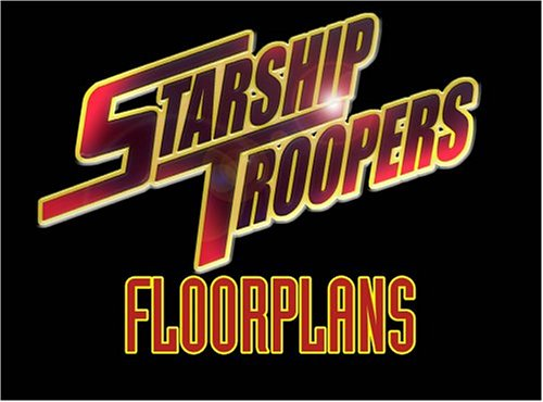 9781904854913: Starship Troopers RPG: Floorplans