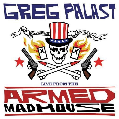 9781904859642: Live From The Armed Madhouse (Ak Press Audio)