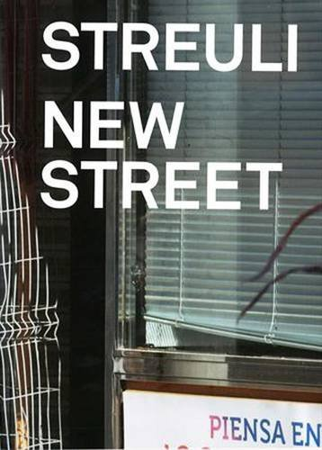 Beat Streuli: New Street (English and Spanish Edition): Plant, Sadie