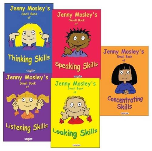 9781904866350: Jenny Mosley's Small Book of Concentrating Skills/Looking Skills; Thinking Skills and Speaking Skills (The 5 Skills)