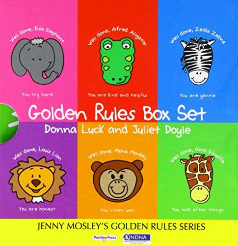 9781904866565: Golden Rules Box Set