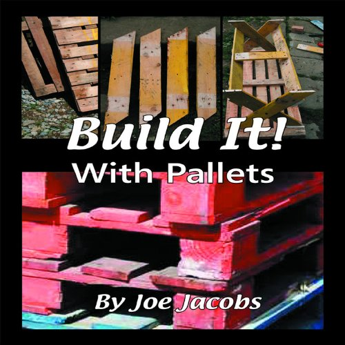 9781904871439: Build It!.... with Pallets