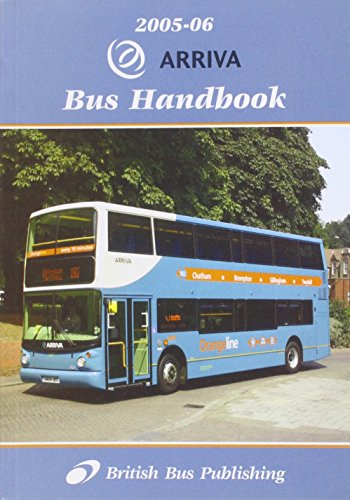 9781904875253: Arriva Bus Handbook 2005-06