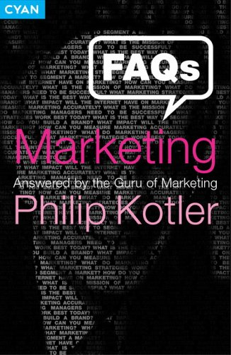 9781904879268: FAQs on Marketing: Answered by the Guru on Marketing