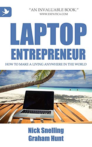 9781904881582: Laptop Entrepreneur, How to Make a Living Anywhere in the World
