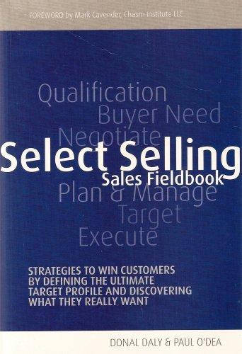 9781904887058: Select Selling Sales fieldbook