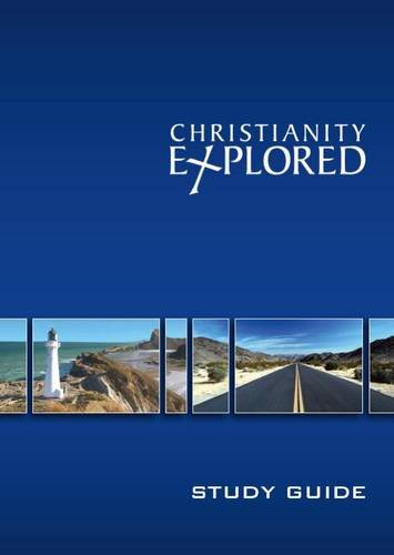 9781904889335: Christianity Explored - Study Guide