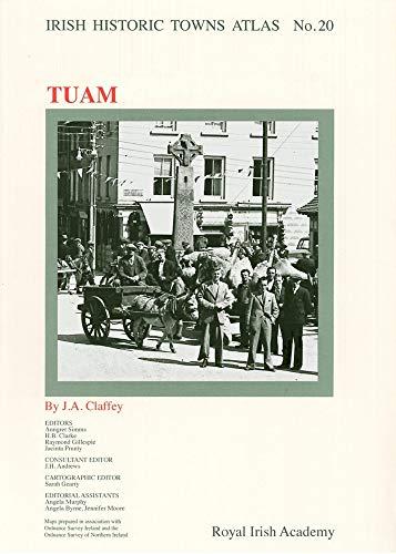 9781904890478: Tuam (Irish Historic Towns Atlas)