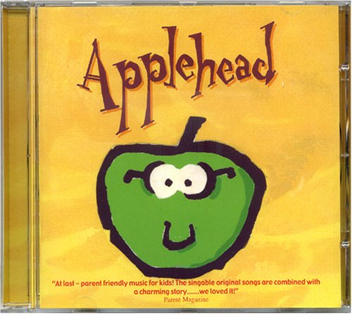9781904903116: Applehead [Audiobook] [Audio CD] by Colette Hillier