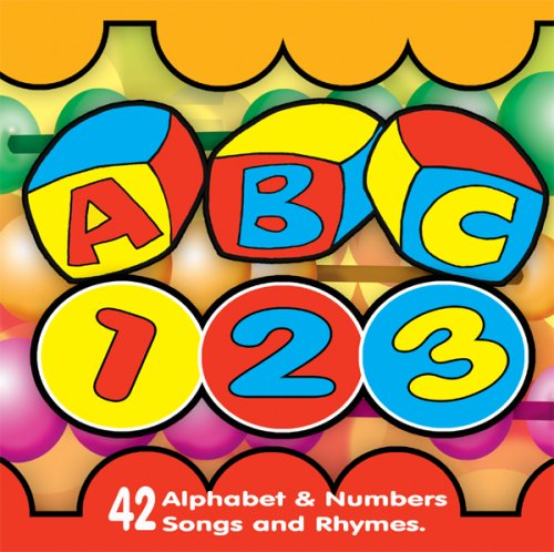9781904903956: ABC 123 Alphabet and number songs and rhymes