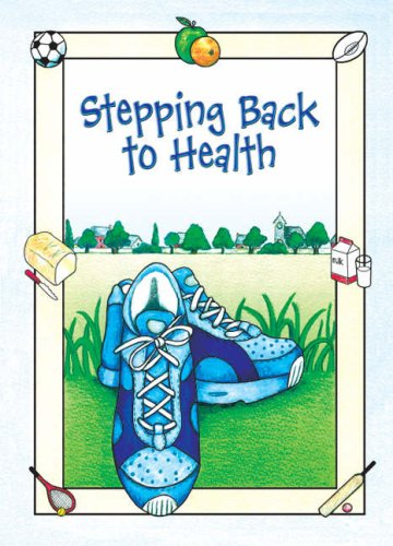 Stepping Back to Health (1904904602) by Philip Edwards