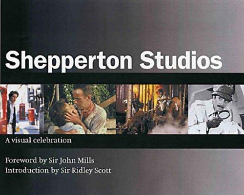 Shepperton Studios: A Visual Celebration: Bright, Morris