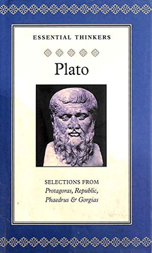 "Selected Writings from ""Protagoras"", ""Republic"", ""Phaedrus"" and &quot..."