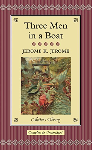 9781904919520: Three Men in a Boat (Collector's Library)