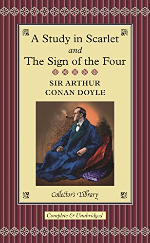 9781904919698: A Study in Scarlet and The Sign of the Four (Collector's Library)