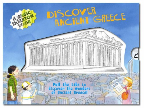 9781904921301: Magic Skeleton: Discover Ancient Greece