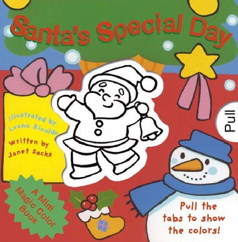 Santas Special Day (Mini Magic Colour): Sacks, Janet