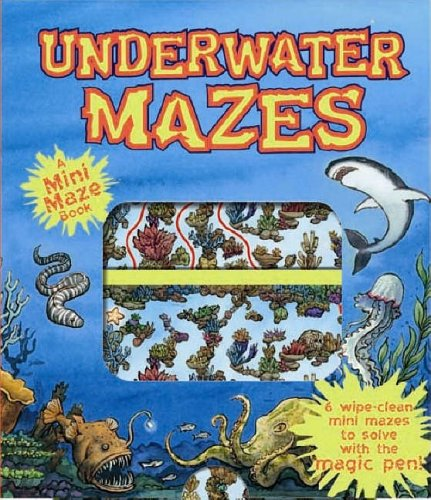 Underwater Mazes: Preston, Roy