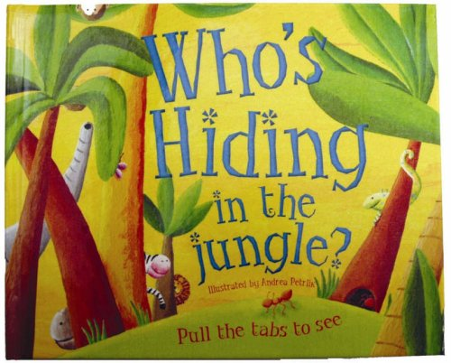9781904921660: Who's Hiding in the Jungle?