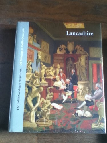 Oil Paintings in Public Ownership in Lancashire (Hardback)