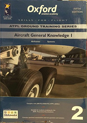 9781904935018: JAA ATPL Theoretical Training Manual: Aircraft General Knowledge 1