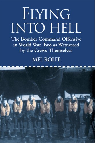 9781904943044: Hell On Earth: Dramatic First Hand Experiences Of Bomber Command At War