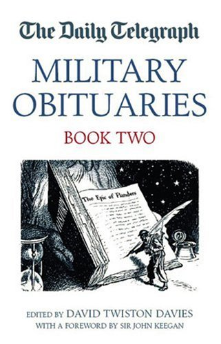 9781904943600: Book of Military Obituaries. Book 2 (The Daily Telegraph Book of Obituaries)