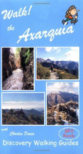9781904946083: Walk! the Axarquia (Costa Del Sol)