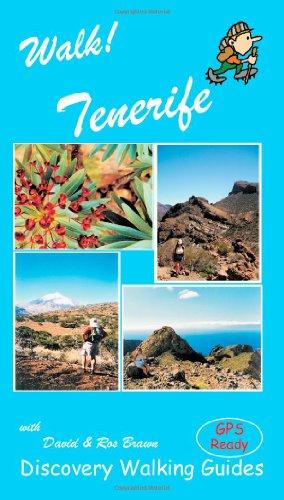 Walk! Tenerife (2nd edition): David and Ros Brawn