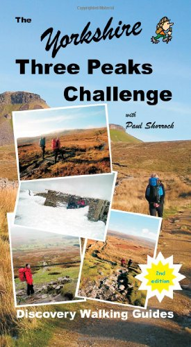 The Yorkshire Three Peaks Challenge: Shorrock, Paul