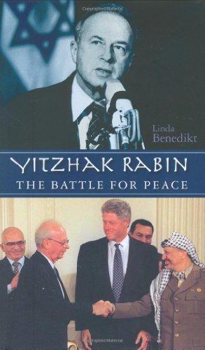 9781904950066: Yitzhak Rabin: The Battle for Peace