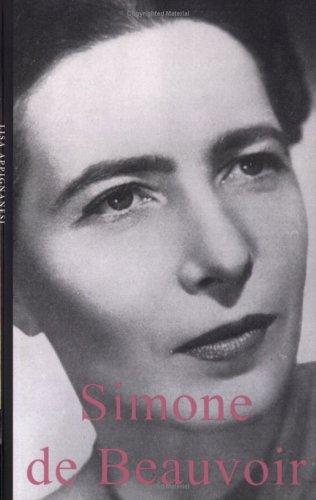 9781904950097: de Beauvoir (Life & Times)