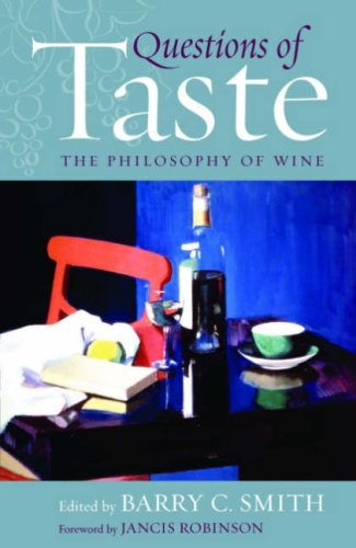 9781904955290: Questions of Taste: The Philosophy of Wine