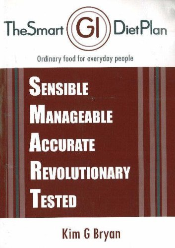 9781904959304: SMART GI DIET PLAN: Sensible, Manageable, Accurate, Revolutionary, Tested