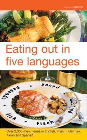 9781904970057: Eating Out in Five Languages