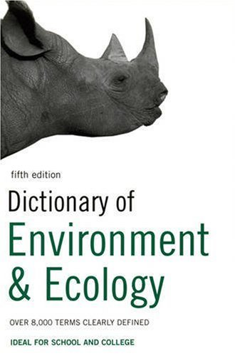 9781904970132: Dictionary of Environment & Ecology