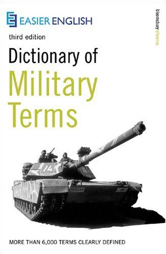 9781904970156: Dict Military Terms Ipg Edition