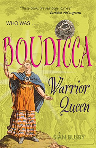 Boudicca (Who Was...?): Busby, Sian