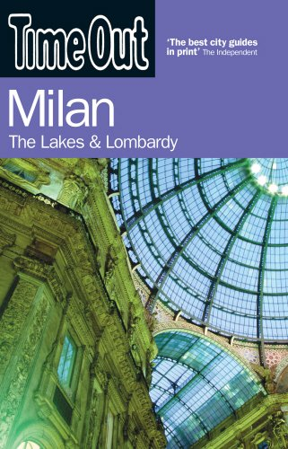 "9781904978091: ""Time Out"" Milan: The Lakes and Lombardy"