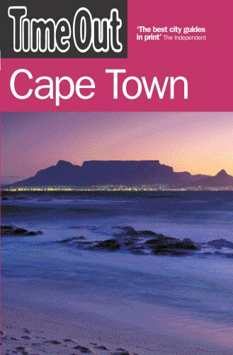 9781904978121: Time Out Cape Town (Time Out Guides)