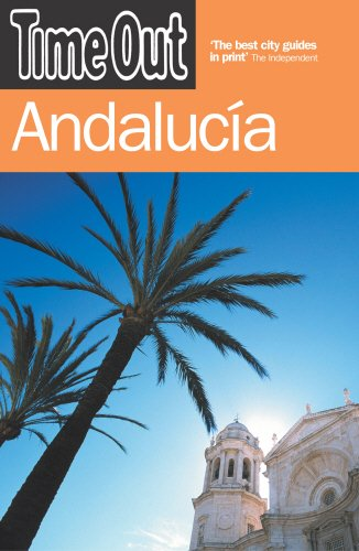 9781904978251: Time Out Andalucía (Time Out Guides)