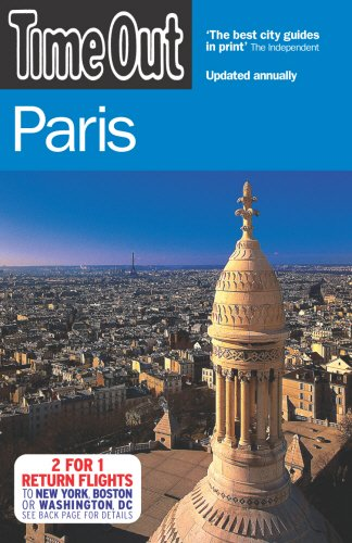9781904978305: Time Out Paris (Time Out Guides)